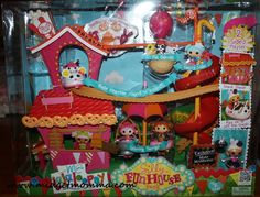 Lalaloopsy Silly Fun House Playset giveaway ends 11/26