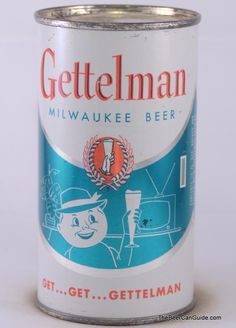 Gettelman Milwaukee Beer
