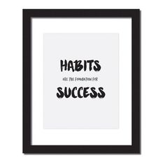 Daily habits compound into great success.  #WiseWords #YYCLiving #Success