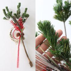 【楽天市場】よい年を迎える、天然素材のお正月飾り【2016年】:ayanas Christmas Wreaths, Xmas, Christmas Ornaments, Diy Flowers, Paper Flowers, Japanese New Year, Succulent Wreath, New Years Decorations, Diy Wreath