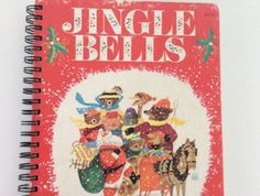 Perfectly Imperfect Storybook Journals - Jingle Bells