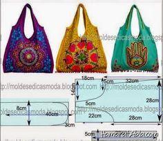 Yıllarca saklayıp bakacağınız ve farklı ve şık çantaları yapabileceğiniz, arşiv niteliğinde birbirinden hoş tasarımlı çanta modellerinin kalıplarıyla birlikte resimlerini sizin için seçtik.