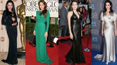 Angelina Jolie's Red Carpet Evolution: Looking back at the actress' red-carpet evolution from goth goddess to Versace vixen.