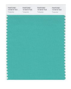 PANTONE SMART 15-5519X Color Swatch Card, Turquoise Pantone http://www.amazon.com/dp/B004O7E41Q/ref=cm_sw_r_pi_dp_z8LTub1S8701M