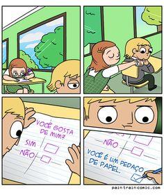 O lado ruim de só usar a lógica na vida.