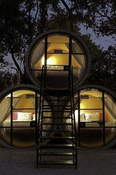 TuboHotel, Mexico, £20/Night | 17 Incredibly Affordable Places To Stay Around The World