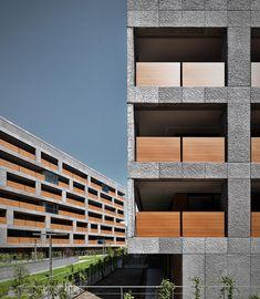 "Gallery of ""CasaNova"" Social Housing / cdm architetti associati - 8"