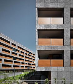"""Habitação Social """"CasaNova"""",© Andrea Martiradonna"""