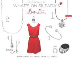 Valentine's Day...my love list!  Love this look?
