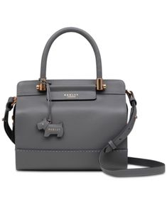 Radley London Treen Manor Satchel - Gray