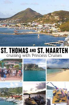 Thomas and St. Maarten – Cruising with Princess Cruises Cruise stops in St. Thomas and St. Maartin with Princess Cruises – www. Cruise Port, Cruise Travel, Cruise Vacation, Vacation Trips, Cruise Tips, Italy Vacation, Vacations, Vacation Wishes, Vacation Ideas