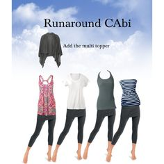 A little Spring '14, a little Fall '13, CAbi is always great for mixing it up! Super cute capsuling!