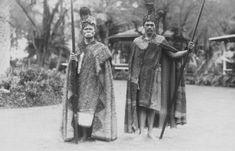 traditional hawaiian clothing history - Google Search