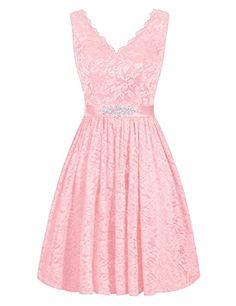 Wedtrend Women's Double V Neck Floral Short Homecoming Dress Bridesmaid Dress 8 Blush WT10152 Wedtrend http://www.amazon.com/dp/B0155WVHZY/ref=cm_sw_r_pi_dp_Qe.Vwb0B6QK9J