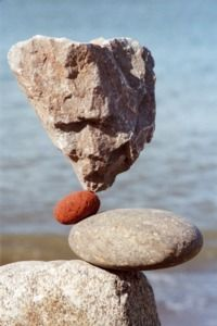 Doesn't this rock look like a face? This is incredible!