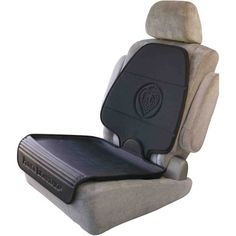 Prince Lionheart Two-Stage Seatsaver (Black) $25 - so the carseat doesnt make dents on your car