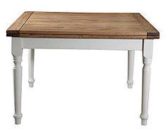 Tavolo allungabile in legno di tiglio - 120x240 cm