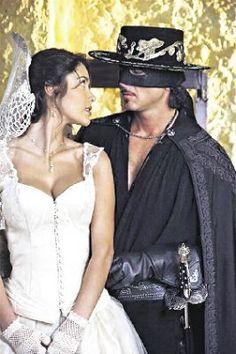 Zorro and Esmeralda