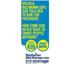 Manhattan Mini Storage - Our Ads - Spring 2011 - Occupy Us - http://www.manhattanministorage.com/ourads/ad01.jsp