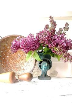Hold your Lilacs! by Denise Robinson on Etsy