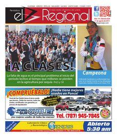 ISSUU - Periódico El Regional - Edición 828 by Empresas pierantoni