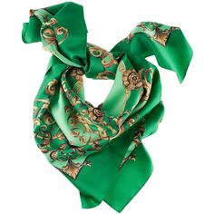 H Scarf found on Polyvore