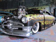 undergroundvelo:CJ's 50 ford by bballchico on Flickr.