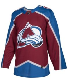adidas Men Colorado Avalanche Authentic Pro Jersey a1891d36a