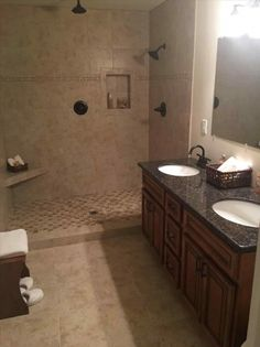 Spokane Bathroom Remodeling   The Utilitarian Space With Full Of  Functionality Is Known As Bathroom. There Are Divergent Approaches To  Decorate Your ...
