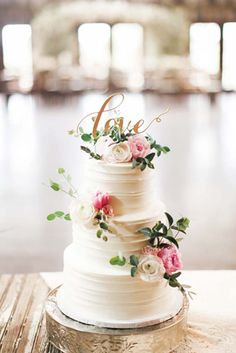 Creative Wedding Cake Topper Inspiration Ideas ❤ See more: http://www.weddingforward.com/wedding-cake-topper-ideas-inspiration/ #weddings
