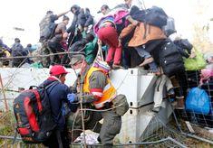 Fronteira entre Eslovênia e Áustria segue como gargalo de refugiados News