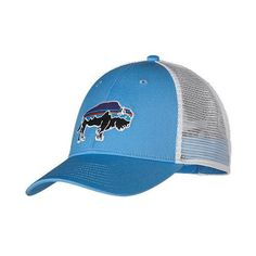 c00fd7a9329 Fitz Roy Bison LoPro Trucker Hat Patagonia Hat