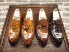 """""""Legends are material to be moulded, and not facts to be recorded."""" - Hervey Allen ➡️ Shoes by Loafer Shoes, Men's Shoes, Shoe Boots, Dress Shoes, Brogues, Allen Shoes, Moda Formal, Gentleman Shoes, Look Man"""