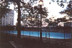 John Jay Pool on the FDR Drive and 77th Street
