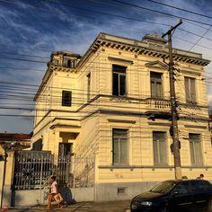 Old mansion at Rio Branco Avenue - Sao Paulo / Brazil