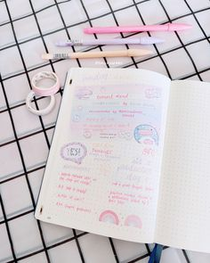 kawaii journaling, journal ideas, journal inspiration