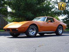 1973 Chevrolet Corvette for sale #1873700 | Hemmings Motor News