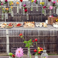 Flower deco for parties