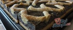 Makový mřižák - klasický makový koláček trochu jinak French Toast, Breakfast, Food, Morning Coffee, Essen, Meals, Yemek, Eten