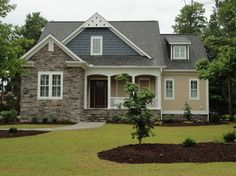 """The """"Thornhill Cottage"""" - An Energy Star Certified Home traditional exterior"""