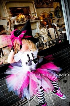 witch costume #Tutu #Tulle
