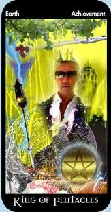 """Happy Monday!!! All is as it should be as you stay focused on the good and blessings in your life. King of Pentacles Tarot Beginning Thursday, Sept. 9, 2013 at 11AM EST  join me for the """"Talking with Tonya"""" radio show!!!"""