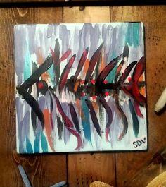 Colorful OCEAN FISH Art By Scott D Van Osdol by MySalvagedPast