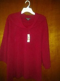 Desgners. Orignals woman dress. V cute sweater free ship for $19.99. Nwt size 3x