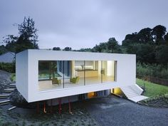 DWELLING AT MAYTREE, Wicklow, 2008 - ODOS Architects