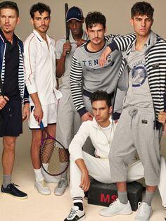 Dolce & Gabbana Gym S/S 12 Catalog (Dolce & Gabbana) Best Mens Fashion, Mens Fashion Shoes, Work Fashion, Fashion Tips, Fashion Trends, Male Fashion, Mens Style Guide, Men Style Tips, Jamie Strachan