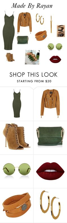 """Made By Rayan"" by raashai ❤ liked on Polyvore featuring Topshop, Paige Denim, Michael Kors, River Island, Victoria, Victoria Beckham, Lime Crime, Feathered Soul, Argento Vivo and Mei-Li Rose"