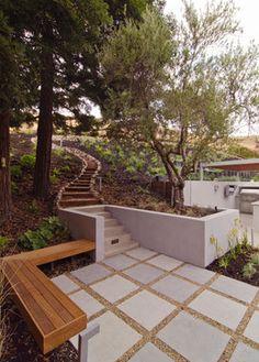 Danville - contemporary - landscape - san francisco - Envision Landscape Studio