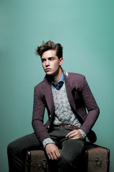 Follow The-Suit-Men  for more menswear and style inspiration for gentlemen.  Like the page on Facebook!