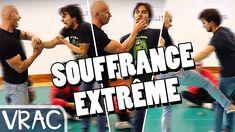 Quatre techniques de Self-Defense par Franck Ropers Preparation Physique, Channel, Krav Maga, Stunts, Martial Arts, Youtube, Instagram, Black Belt, 6 Pack Abs